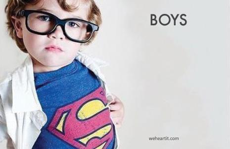 Superman DIY Halloween Costume Ideas for Boys