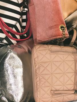Handbags - 50 items