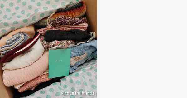 Goody Boxes $10 deposit. New wardrobe. Stylist optional