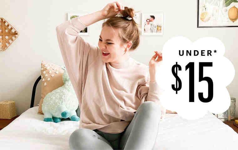 Loungewear Under $15