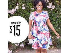 Dresses for Less